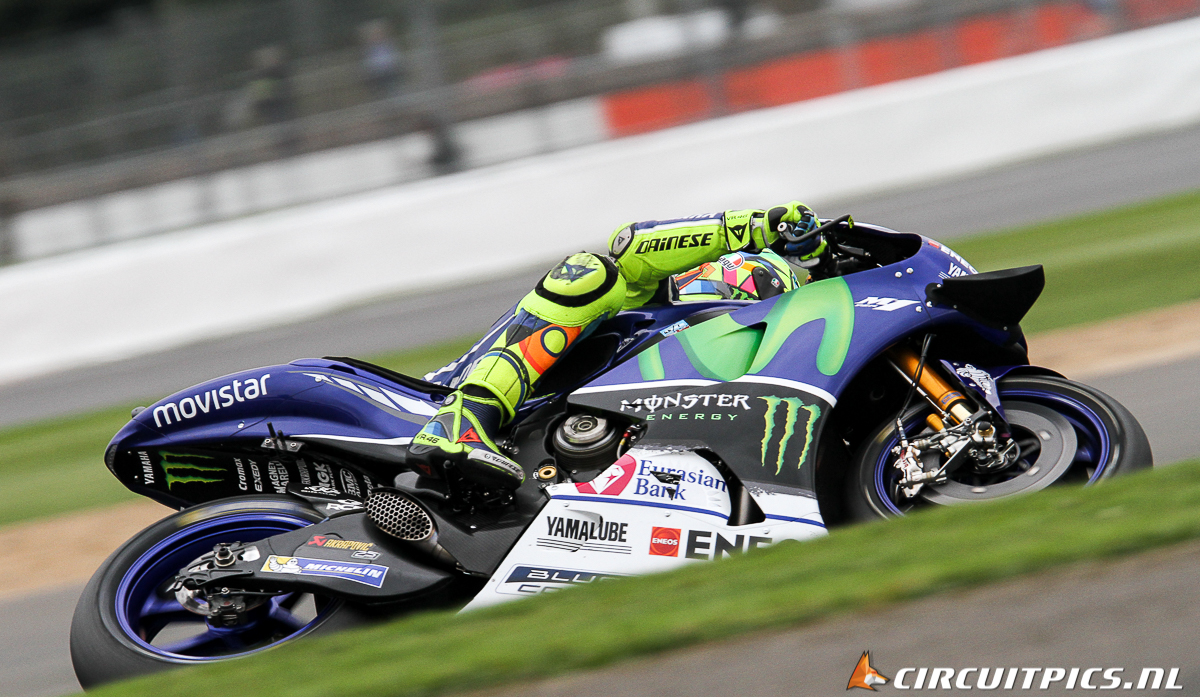 Valentino Rossi - MotoGP - Silverstone 2016