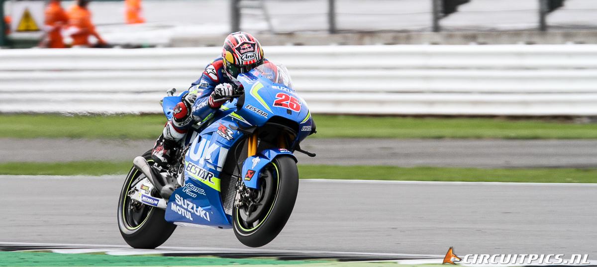 Maverick Vinales - MotoGP - Silverstone 2016